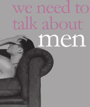 talk about men cover