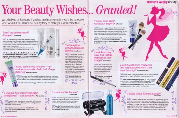 Your Beauty Wishes Granted WW